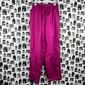 Columbia Women's Pink Purple Adjustable Snow Pants